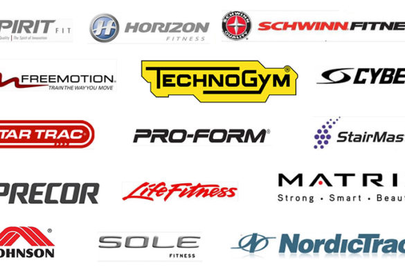 WE SERVICE ALL BRANDS OF FITNESS EQUIPMENT